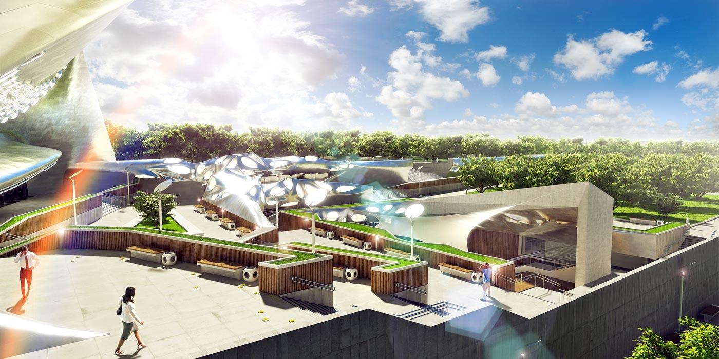 ДИПЛОМНАЯ РАБОТА Музейно выставочный комплекс в г Клайпеда Литва  6 long 5 long 4 cube